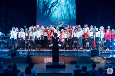 Konzert 2016 Stadthalle
