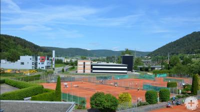 Clubanlage des TC RW Tuttlingen