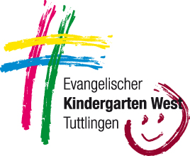 Logo ev. Kindergarten West